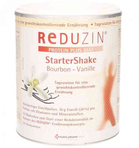 Reduzin Diat Drink Starter Shake Startdiat Starterdiat