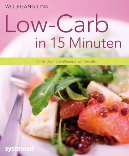Buch Low-Carb in 15 Minuten